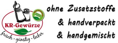 KR Gewürze Online-Logo